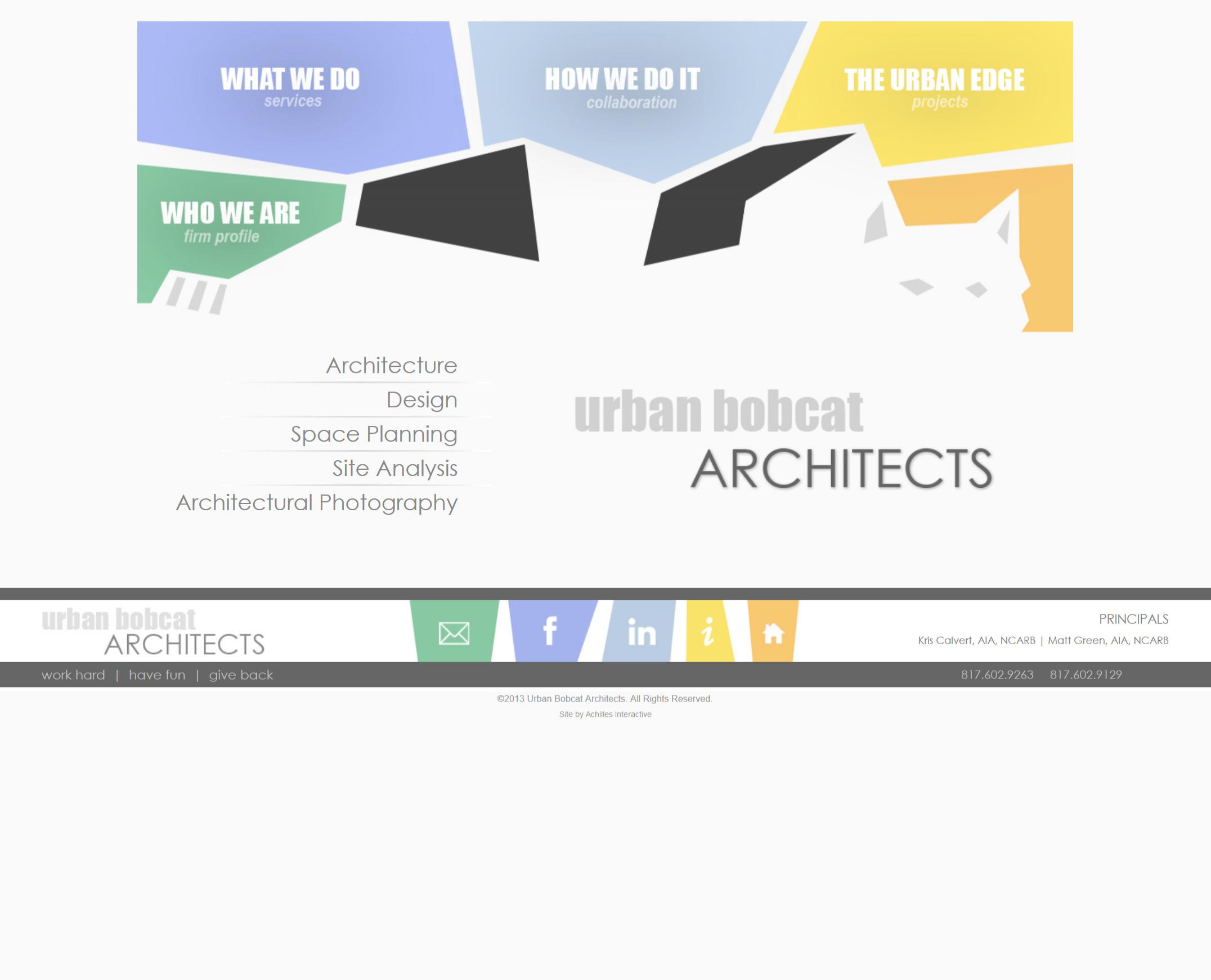 Urban Bobcat Architects (Screenshot)